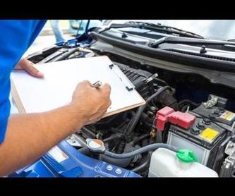 Pre ITV: Servicios de Servicio Integral del Automóvil Inyeauto, S.L.