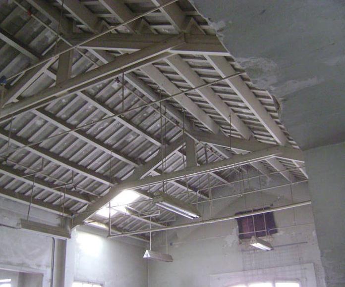 Naves Fabra y Coats. Remodelación y reconversió en Escoles Municipals. Barcelona
