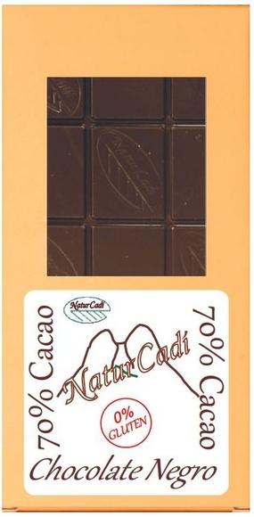 CHOCOLATE NEGRO 70%: Productos de Rexgosa®