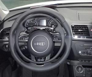 Nueva instalacion de acelerador y freno Guidosimplex en Audi Q3