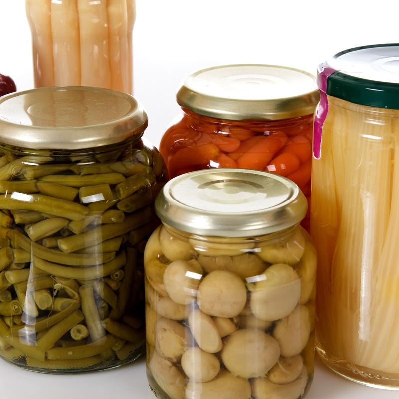 Conservas: Frutas y verduras de La Alegría de la Huerta