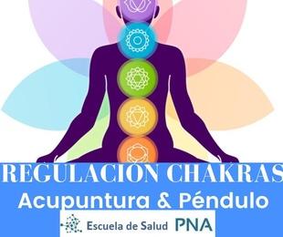 Regulación de Chakras con Acupuntura & Péndulo 19 de Junio 2021