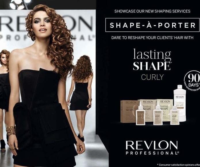 Servicio Lasting Shape: Productos y servicios de Antonio Peluquero