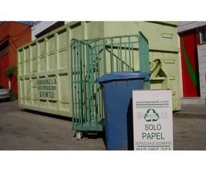Asesoramiento en la gestión de residuos