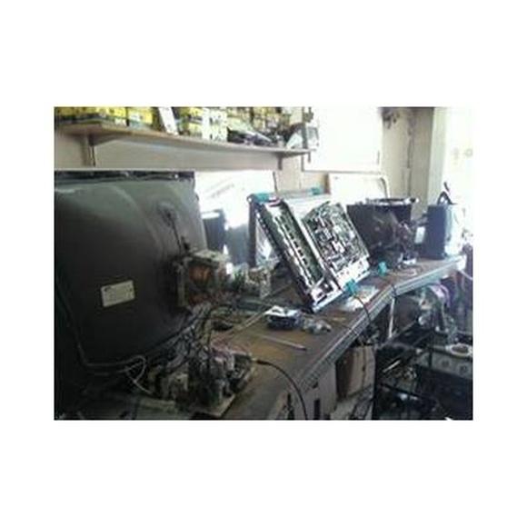 Taller de reparación: Servicios  de Electrónica López