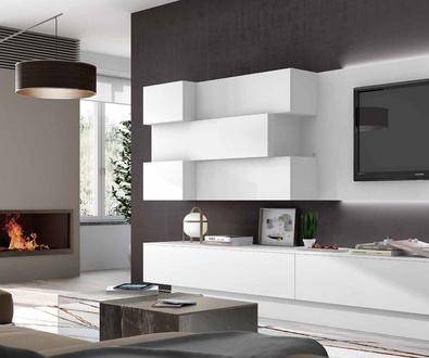 Muebles Salón Moderno en Getafe