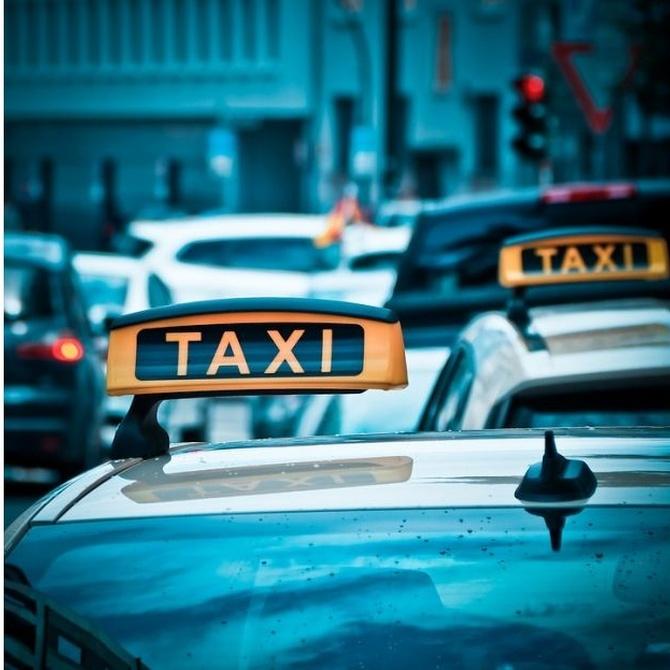 El reglamento nacional del taxi