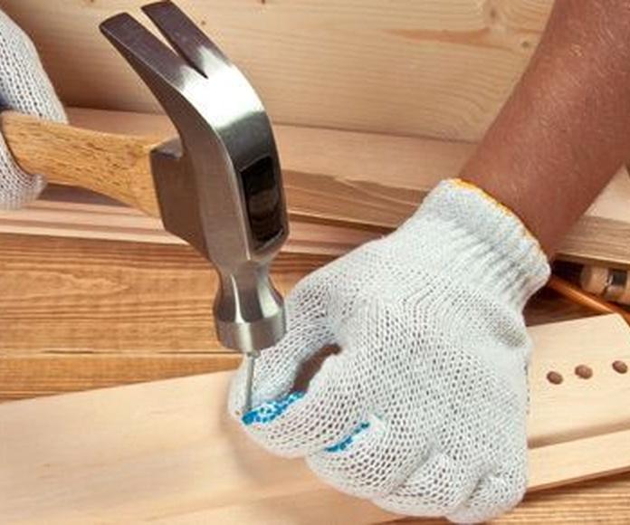 Mobiliario: Productos y servicios de Carpintería Arias