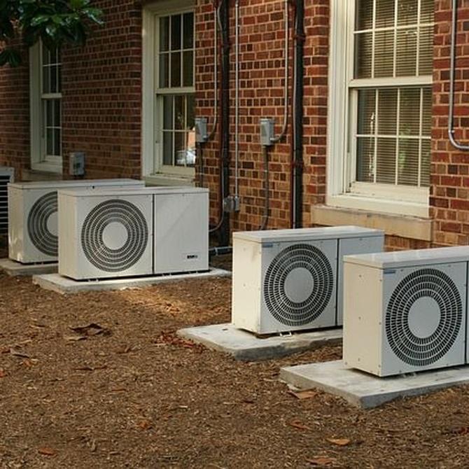 Una instalación de aire acondicionado saludable