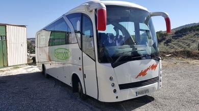 Nuevo Autobús Berrocal de 37 plazas