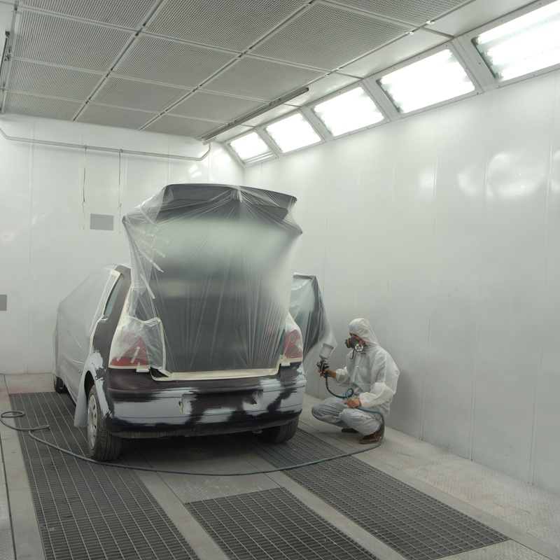 Pintura: Nuestros servicios de Taller Atogo