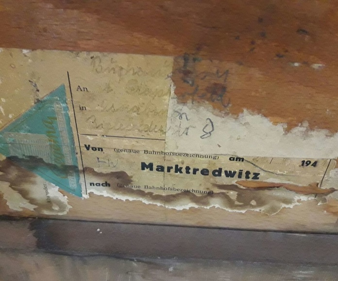 Comodin  o chivalete de imprenta aleman: Artículos  de Ruzafa Vintage