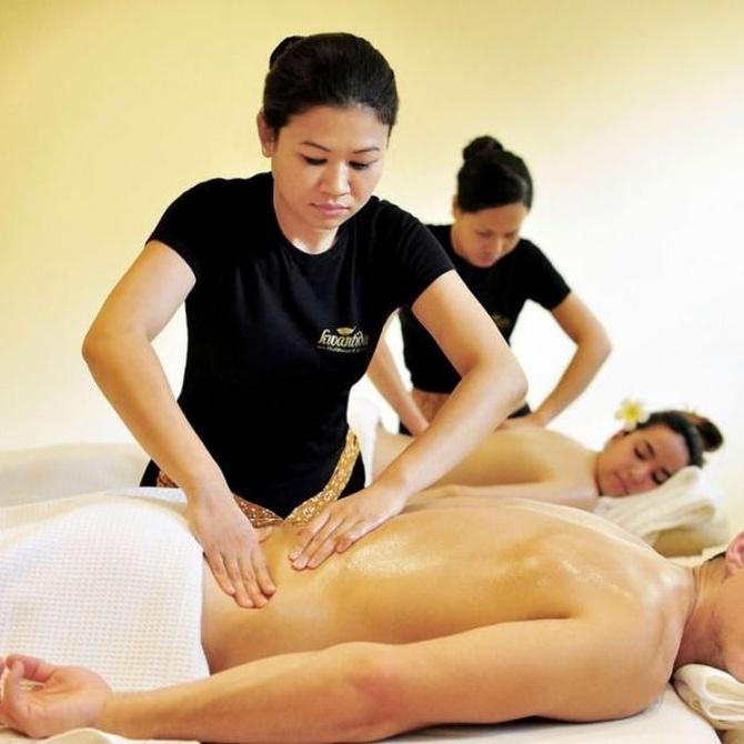 ¿Conoces los beneficios del masaje tailandés?