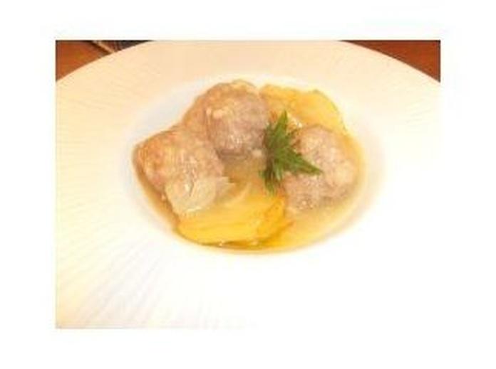 Albóndigas a la casera: Nuestros platos de La Tapería de Columela