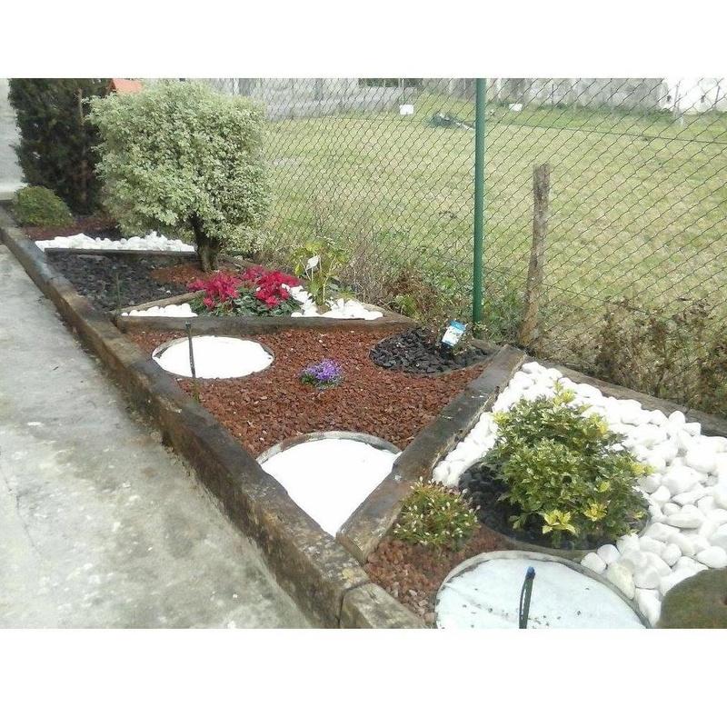 Construcción y mantenimiento de jardines: Diseños de jardines de Espacios verdes del Norte
