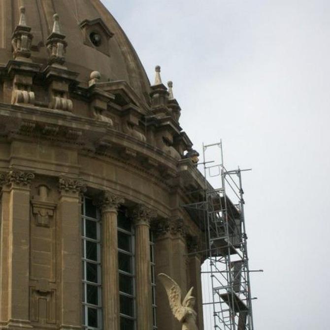 Rehabilitación de fachadas y la imagen de tu ciudad