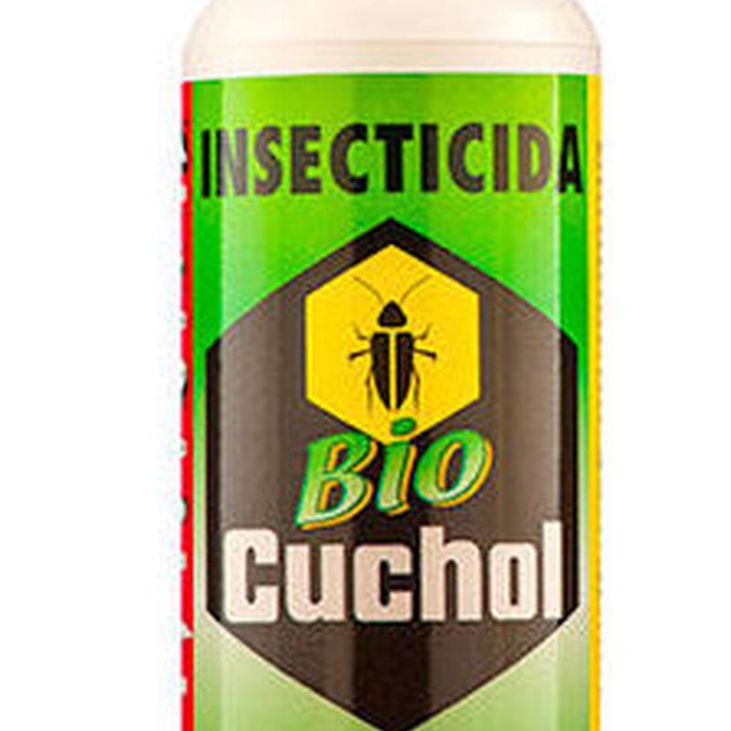Insecticida BIO Cuchol Plus 460ml.: Productos y servicios de Prieto Larrey