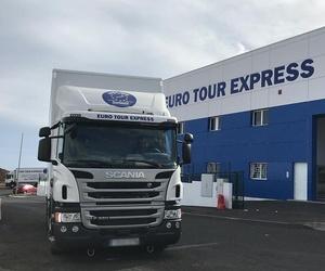 Servicio de paquetería en Tenerife