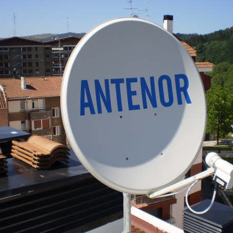 Antenas parabólicas: SERVICIOS de Antenor