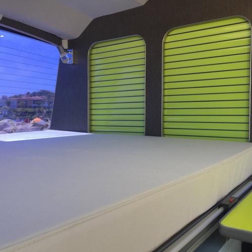 Camperizar furgoneta en Tarragona