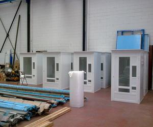 Fabricación de cabinas