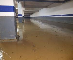 Limpieza por inundaciones