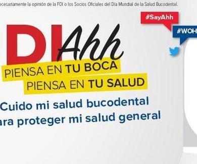 Dentista en Cadiz Javier Perez implantes celebra el Día Mundial de la Salud Bucodental