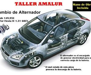 Talleres de automóviles en Vitoria-Gasteiz | Talleres Amalur