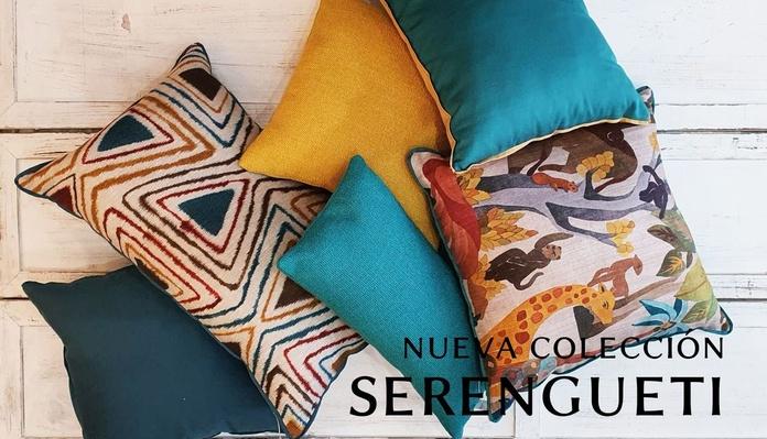 colección SERENGUETI: COLECCIONES de Casa Nativa
