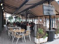 Comidas de empresa en Gijó: sidrería, comedor, restaurante y terraza de verano. Cocina tradicional.
