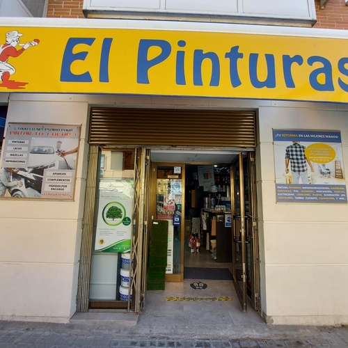 Tienda de pinturas Ciudad Lineal Madrid