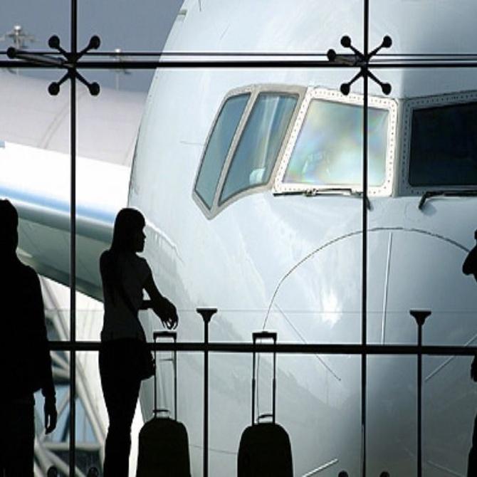 La manera más barata, cómoda, puntual y segura de ir al aeropuerto