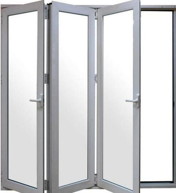 Puertas / Balconeras: Catálogo de Carpintería de Aluminio Hermanos Almansa, S.L.
