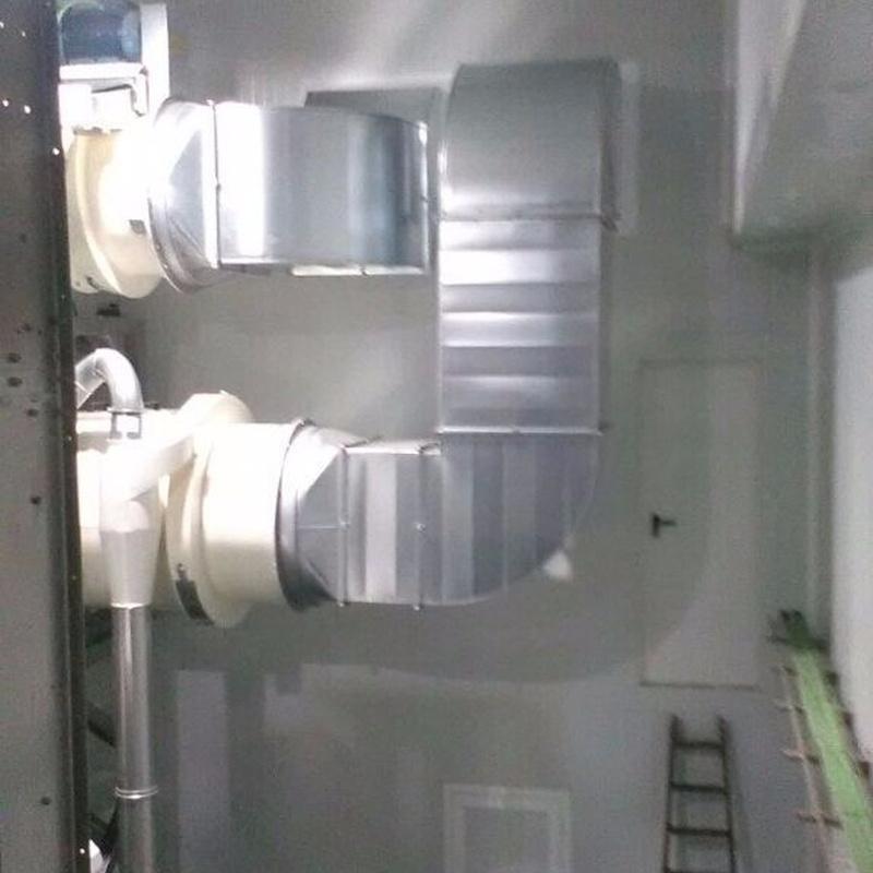 Instalación: Servicios de Jalberom