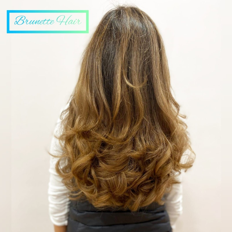 Estilismo: Servicios de Centro de belleza y peluqueria Khrystyna Karasenko