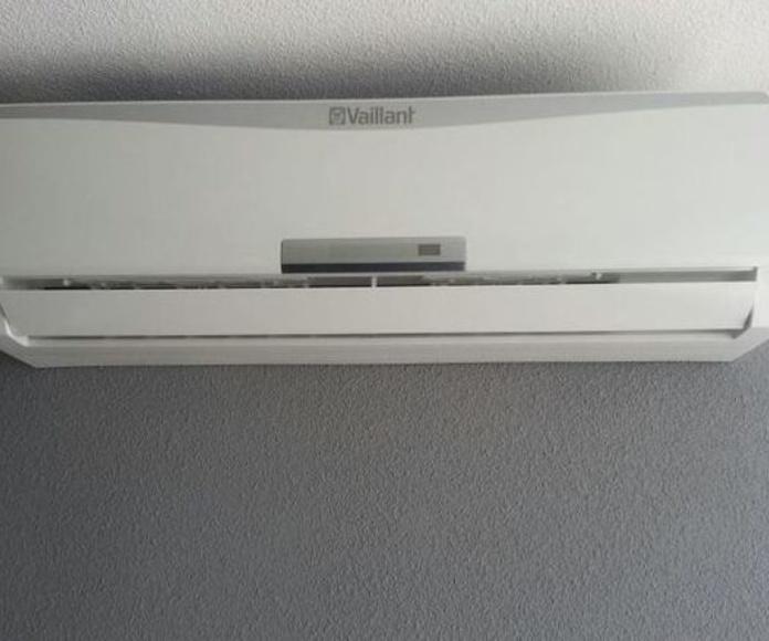 Modelo VAI-6-035 WN: Aparatos de aire acondicionado de Instalaciones Hermanos Munuera