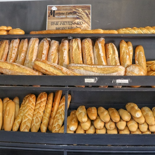 Venta de pan en Torrelaguna