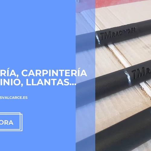 Lacar metal Mejorada del Campo | Recubrimientos Valcarce