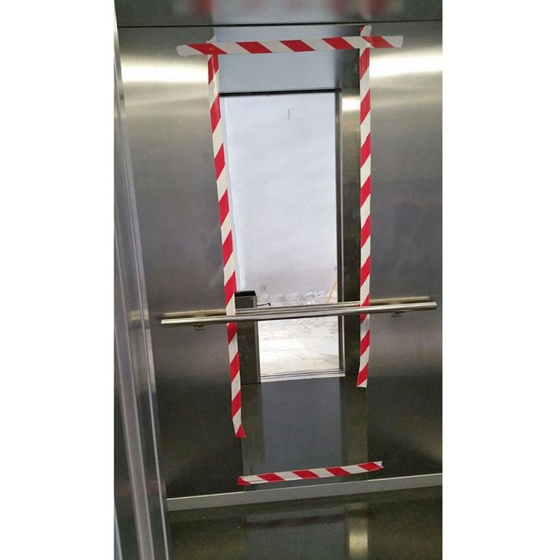 Espejo para ascensor: Servicios de Cristalería La Herradura