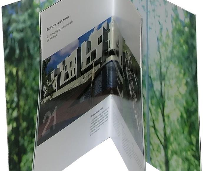 Revista catálogo Barcelona