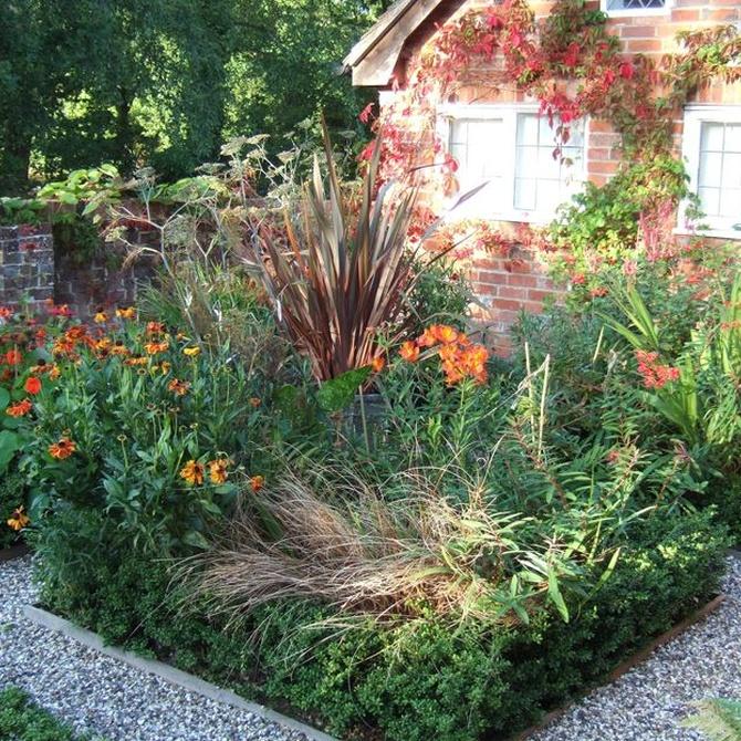 Consejos para diseñar un jardín pequeño