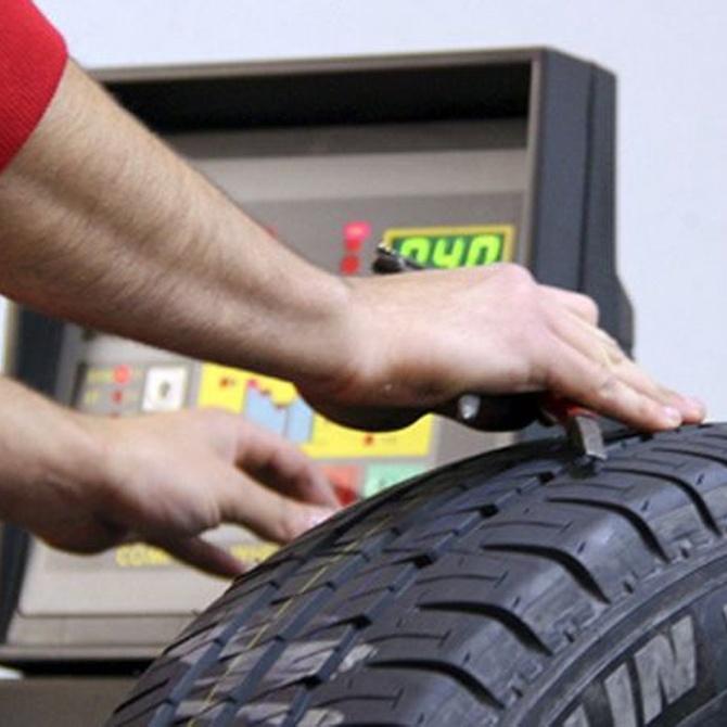 Alineación de ruedas, clave para reducir el desgaste