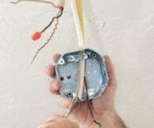 Trabajos de electricidad en general