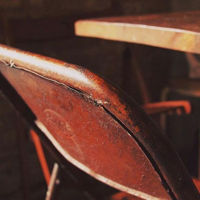 Recuperar viejos muebles para nuestras estancias