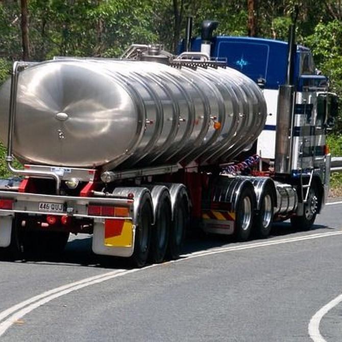 ¿Para qué sirve un camión cisterna?