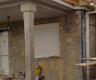 Restauración de edificios y estructuras nuevas: Servicios de Camacho Servicios
