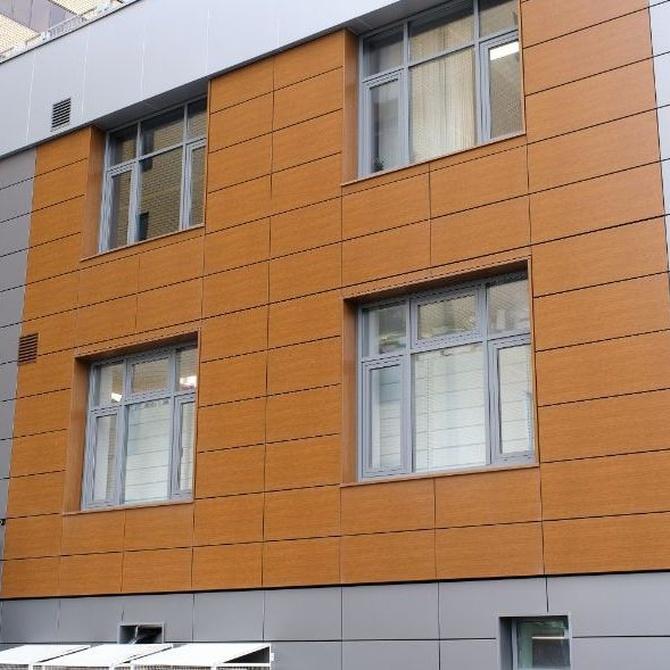Ventajas del sistema SATE para fachadas