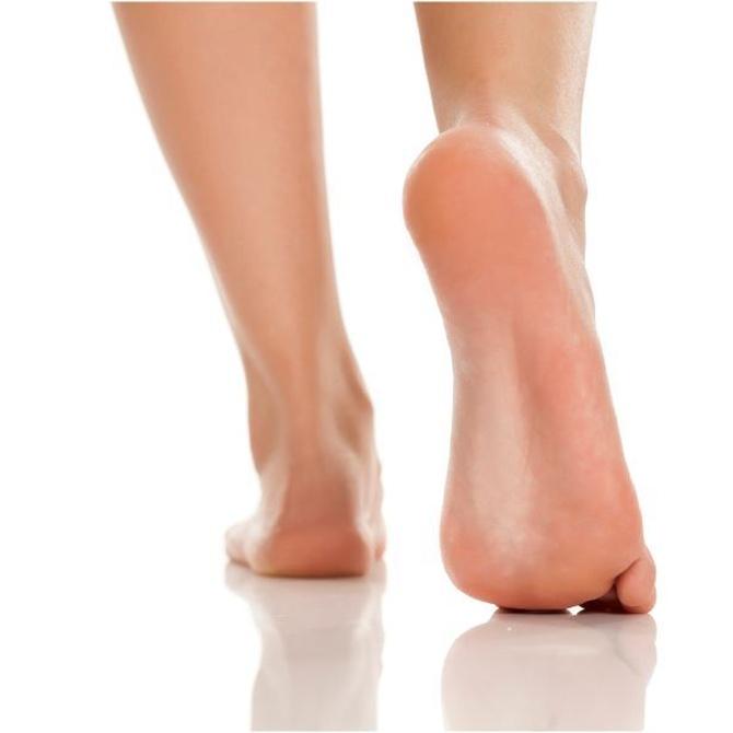Cómo influye el tipo de pie en nuestra pisada