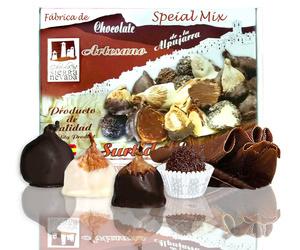 Surtido especial de higos y chocolates