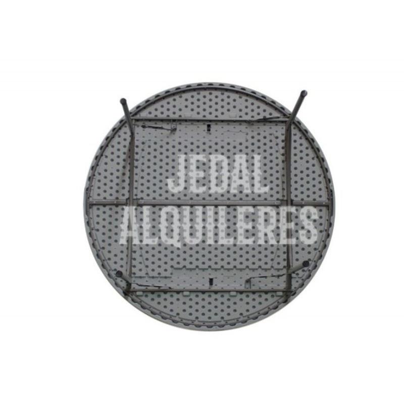 Mesa redonda 160X74 cm: Catálogo de Jedal Alquileres